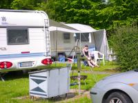 Camping am Weserangerbad